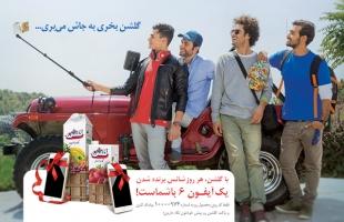 جشنواره قدردانی از خریداران گلشن